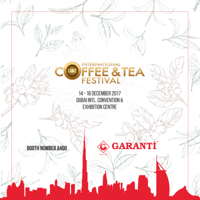 garanti dubai coffee expo