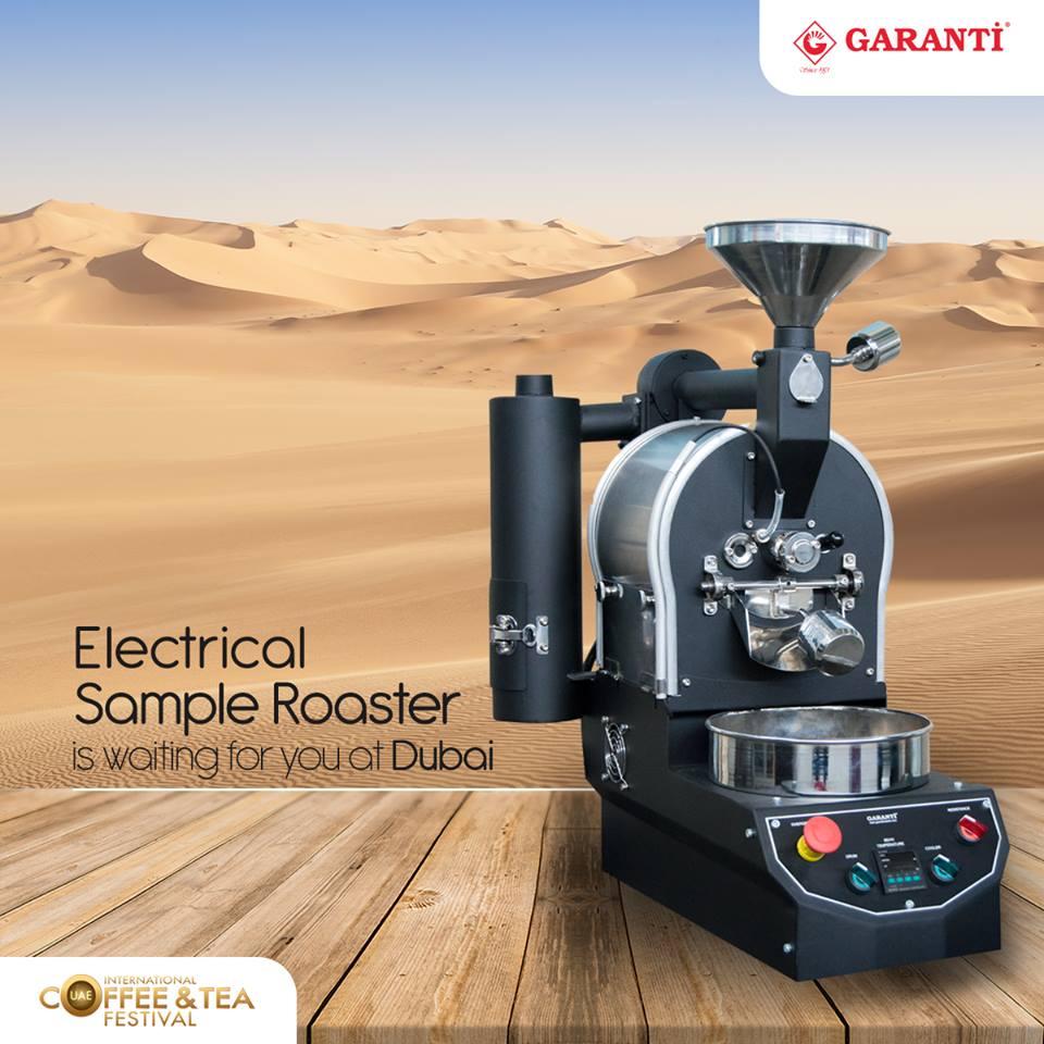 elektrikli kahve kavurma makinesi