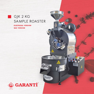 gjk 2 kg sample roaster