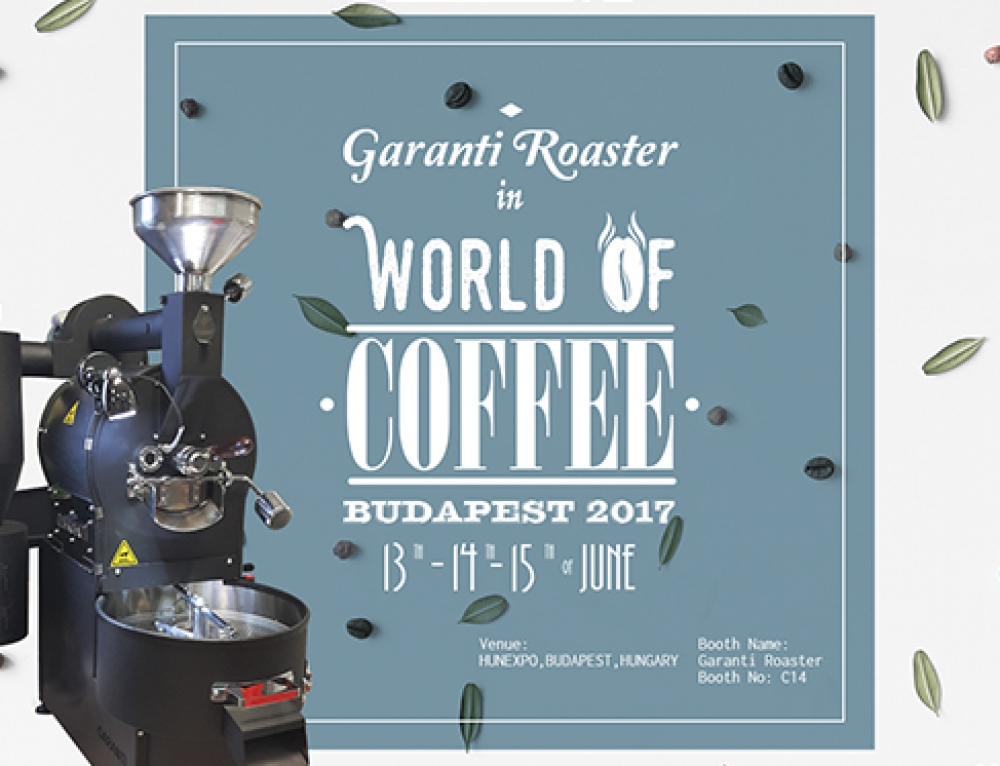World of Coffee Budapest 2017
