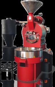 GKPX-15 kahve kavurma makinesi