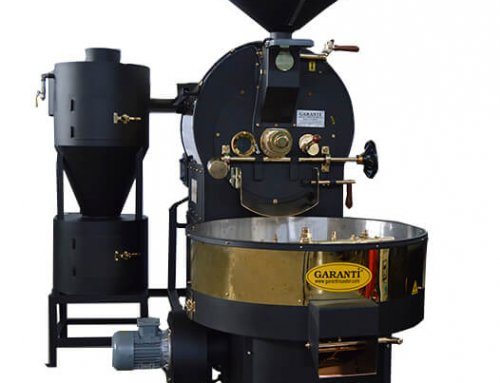 GKX30 – 30KG Endüstriyel X Kavurma