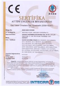 Ce Belgesi Ce Certification