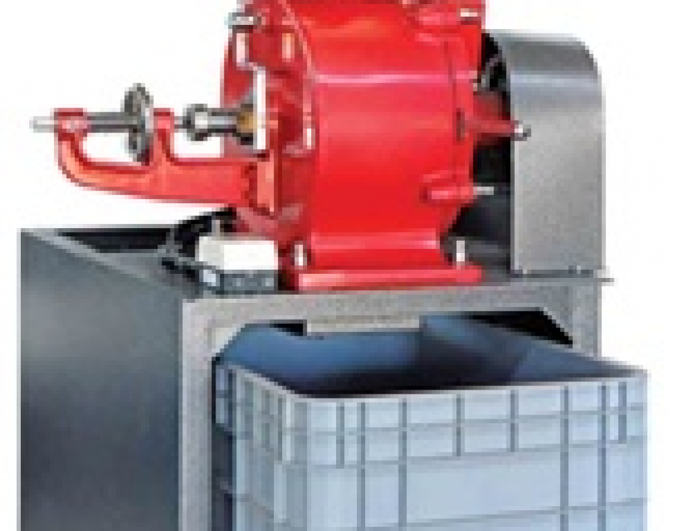 GD40/GD50 – Endüstriyel Taşlı Değirmen