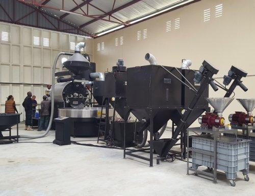 GKX360 – Endüstriyel X Kavurma Makinesi