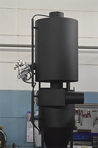 GA - A Afterburner Garanti Roaster sabit ölçü